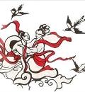 Qi Qiao Jie, des pies aident les amoureux séparés par la Voie Lactée à se rencontrer